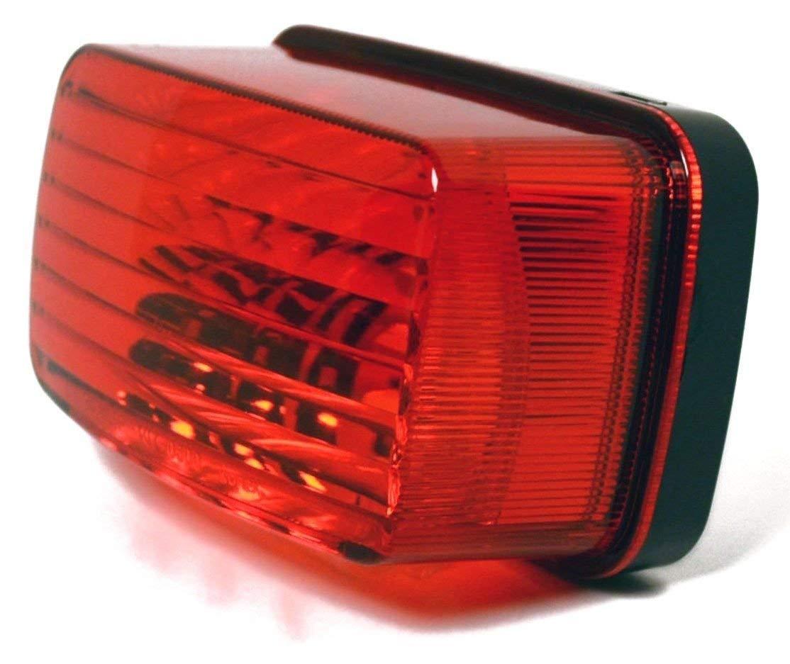 Wolverine Big Bear Yamaha OEM Tail Light Lens Fits 2002 /& Newer Grizzly Rhino Bruin Viking Kodiak