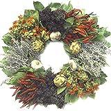 Large Herbal Medley Dried Herb Wreath