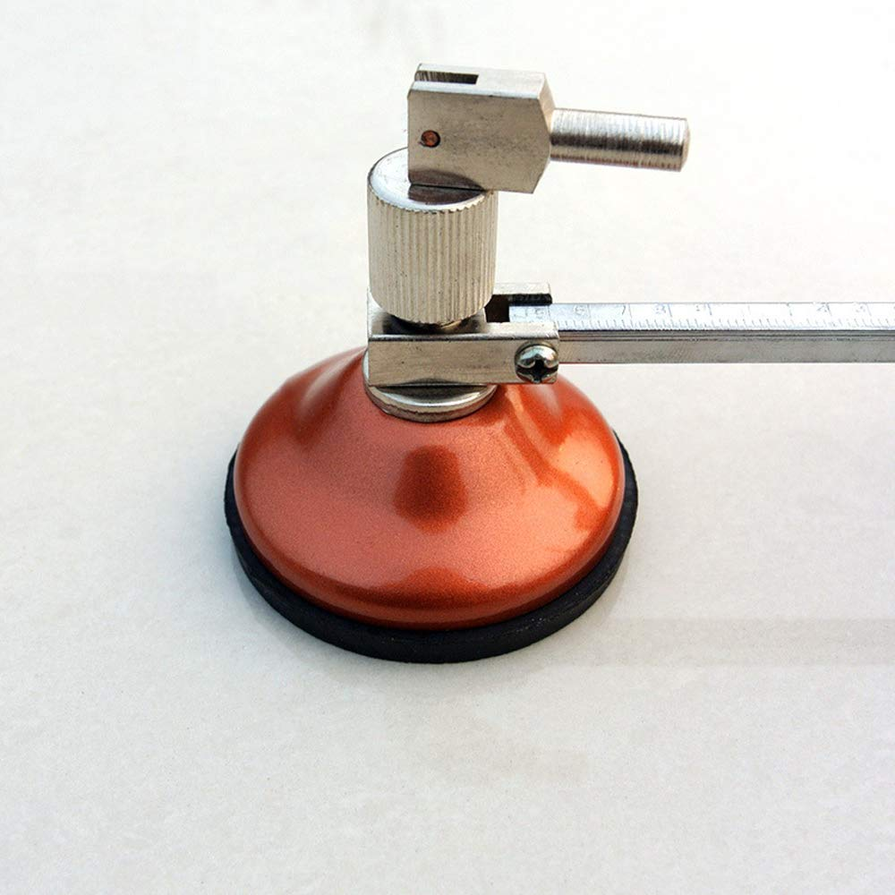 KKmoon Kompass Glas Kreisschneider Glasrundschneider 400mm Durchmesser