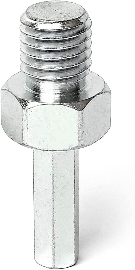 """Drill Shank Adapter 5//8/""""-11 Thread Male to 5//16/"""" Shank Drill Attachment"""