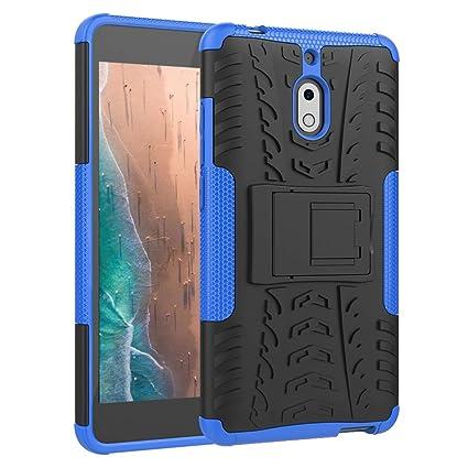 Amazon.com: PUSHIMEI Funda para Nokia 2 V, funda para Nokia ...