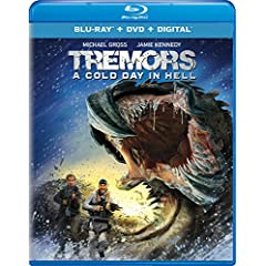 Tremors: A Cold Day in Hell arrives on Blu-ray combo pack, DVD, Digital May 1 from Universal Pictures