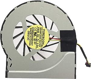 PYDDIN Laptop CPU Cooling Fan for HP Pavilion DV7-4000 DV6-3000 DV6T-3000 DV7t-4100 DV6-3163cl Series, 606575-001