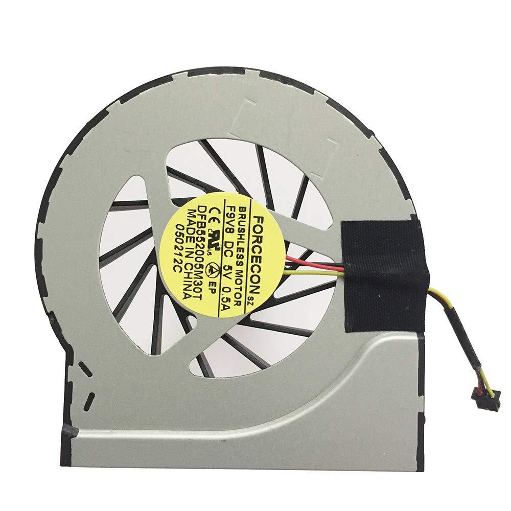 Ventilador CPU HP Pavilion DV7-4000 DV6-3000 DV6T-3000 DV7t-4100