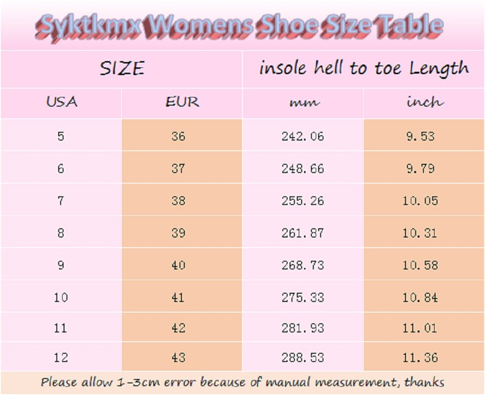 Womens Platform Wedge Sneaker Booties Slip on High Top Heeled Hollow Out Pump Ankle Boots by Syktkmx (Image #5)