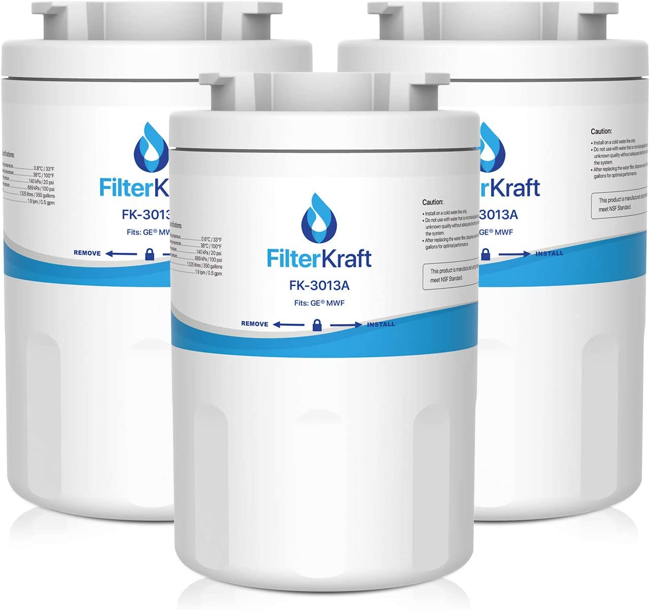 FilterKraft FK-3013A cartucho de filtro de agua interno compatible ...