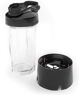 product image for Blendtec GO (30 oz) Bottle, Reusable Single Serve Blender Cup, Includes Travel Lid, BPA-Free Jar, Clear
