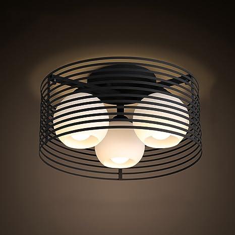 lilsn-art moderno y minimalista de las lámparas de techo de ...