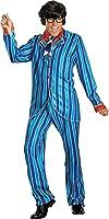 Morris Costumes Men's AUSTIN POWERS CARNABY SUIT, 42-
