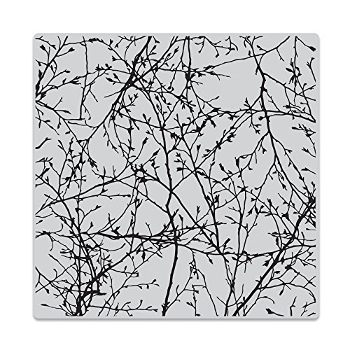 Hero Arts CG683 Branches Bold Prints Cling Stamp ()