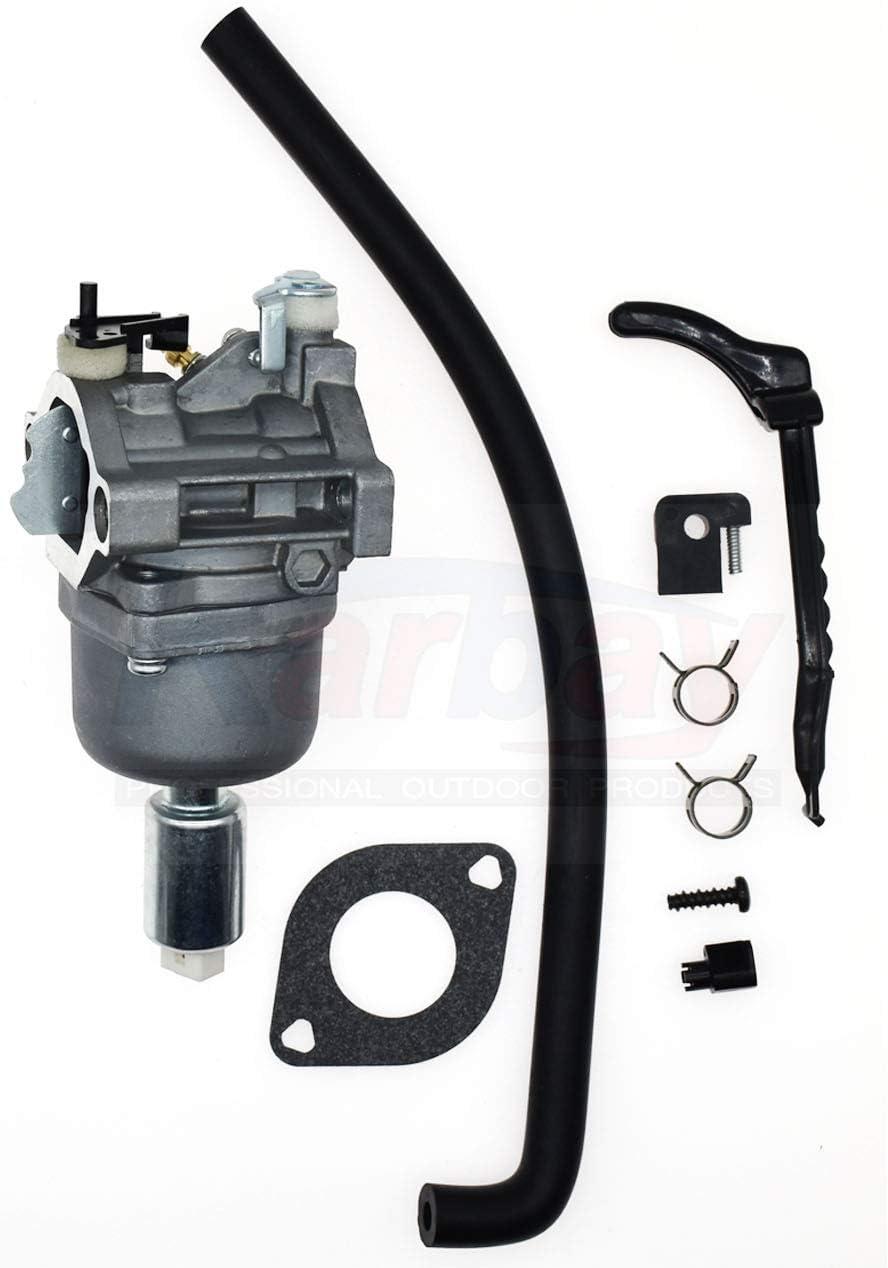 Karbay 794572 Carburetor for 91858 792358 793224 794572 Intek 14hp 18hp Carb Air Filter Kit