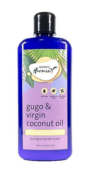 Amazon.com: Natures Harmony Gugo acondicionador anticaída ...