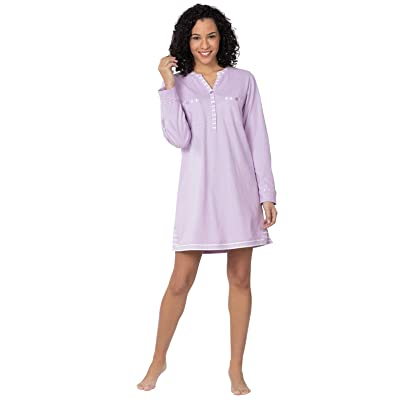 Addison Meadow Sleep Shirts for Women - Cotton Nightgown Soft at Amazon Women's Clothing store