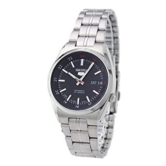 01e64dbbdcd Amazon.com  SEIKO 5 Automatic Made in Japan watch SNK571J1  Watches