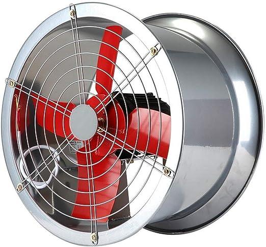 Ventilación Extractor Suministro de 10 pulgadas Flujo axial ...