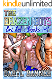 The Brazen Boys Series Box Set Books 1-4 (M/M Romance)