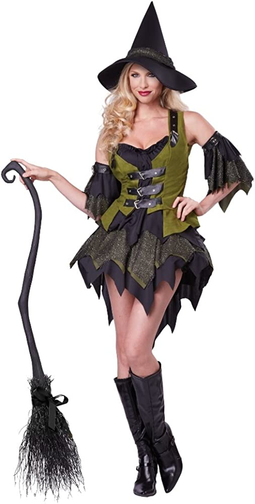 California Costumes Women's Bewitching Witch Sexy Babe Special sale item Max 75% OFF Costume