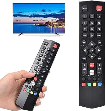 Diyeeni para TCL RC200 Multifuncional Smart TV Reemplazo de Control Remoto/ Mandos Distancia para TV TCL: Amazon.es: Electrónica