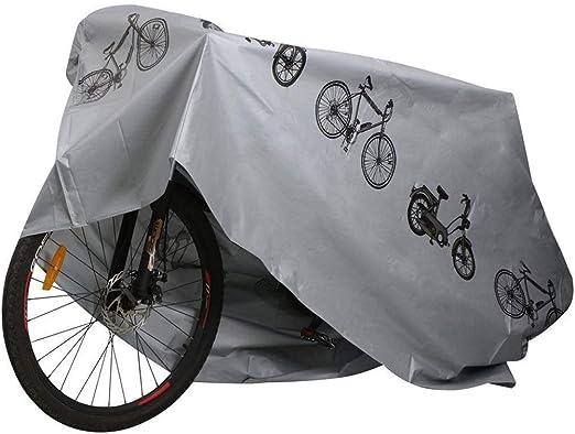 Funda para bicicleta, sencilla, impermeable, protectora, universal ...