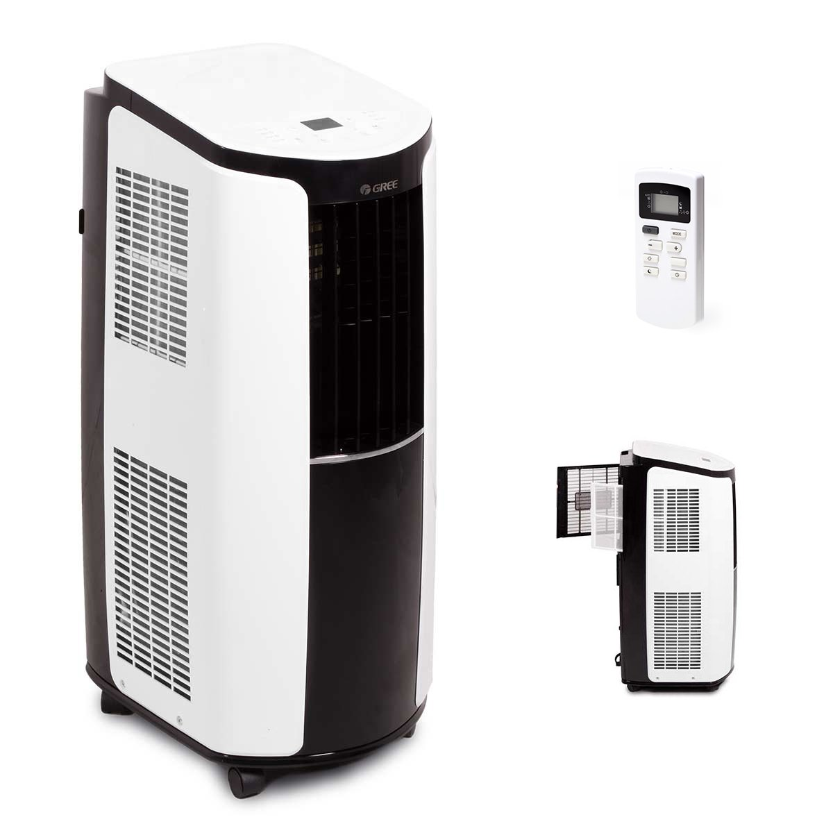 GREE mobile Klimaanlage Shiny 9000 BTU Klima 2,6 kW product image