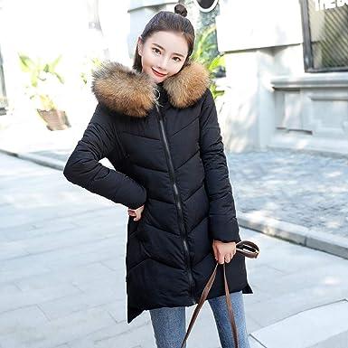 Jinjiums Womens Coat,Winter Warm Full Zip Down Coat with Fur Hood with 90/% Down Parka Puffer Jacket