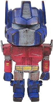 Funko Transformers Battle Ready Optimus Prime Hikari Premium Figure: Amazon.es: Juguetes y juegos
