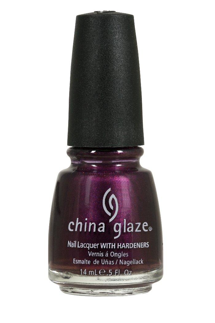 China Glaze Nail Polish, Let's Groove, 0.5 Fluid Ounce