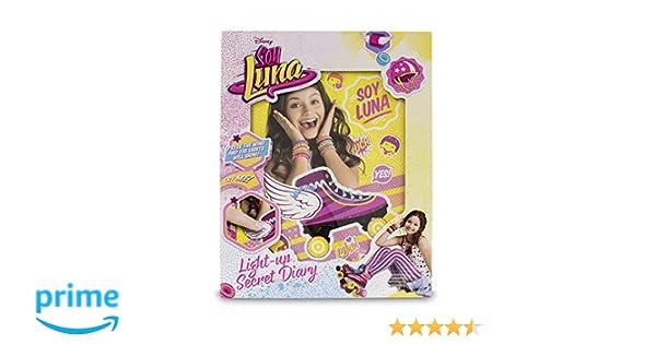 Soy Luna - Diario Secreto con luz (Giochi Preziosi YLU27000)