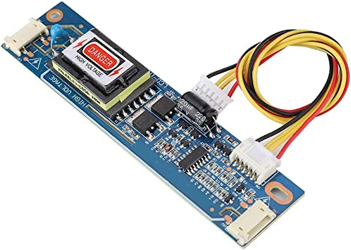 OVP//OCP Pressure changer module Bewinner 4 Pin High Pressure Inverter Board DC to AC back-light inverter 4 CCFL backlight LCD panel lamps adapter for 10-22 inch screens