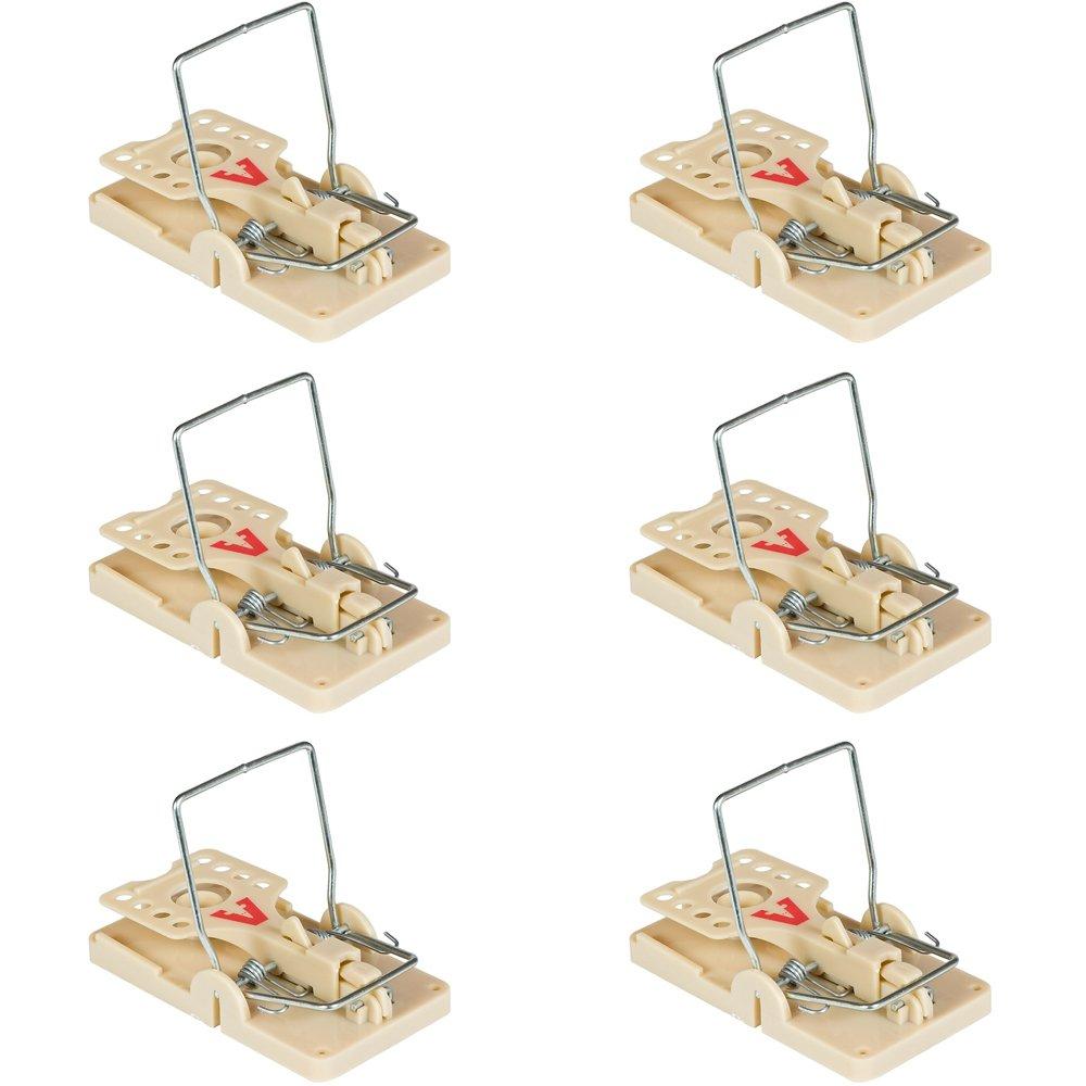 Victor Power Kill Rat Trap M144 6 Pack
