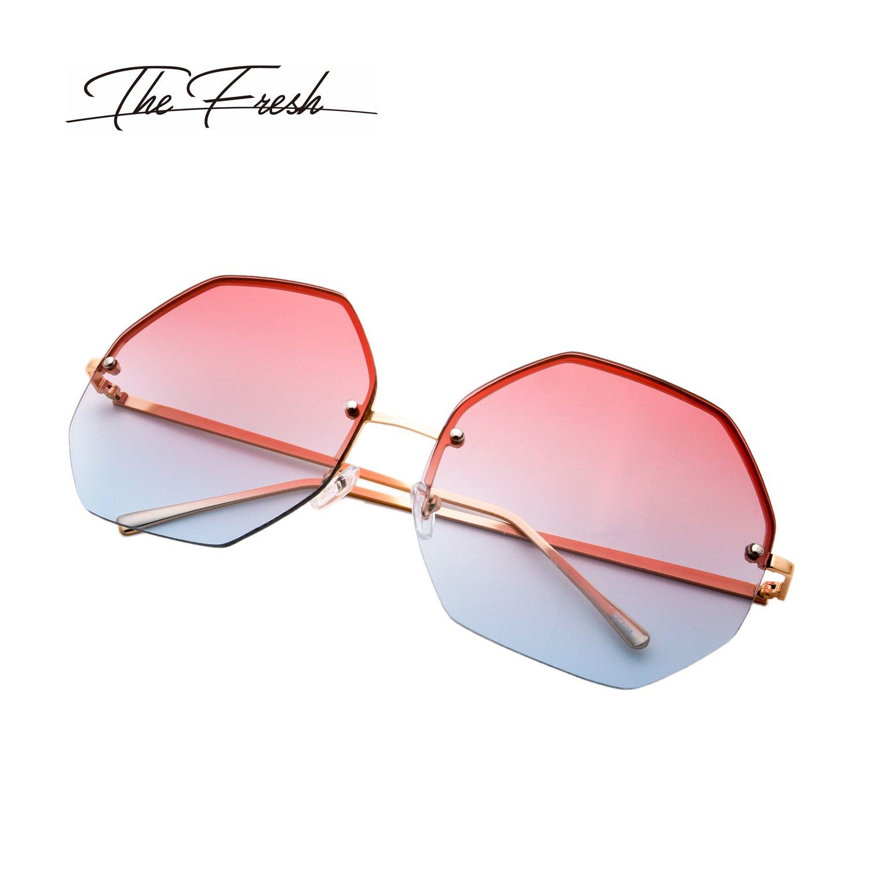 Amazon.com: The Fresh Fashion - Caja de regalo para gafas de ...