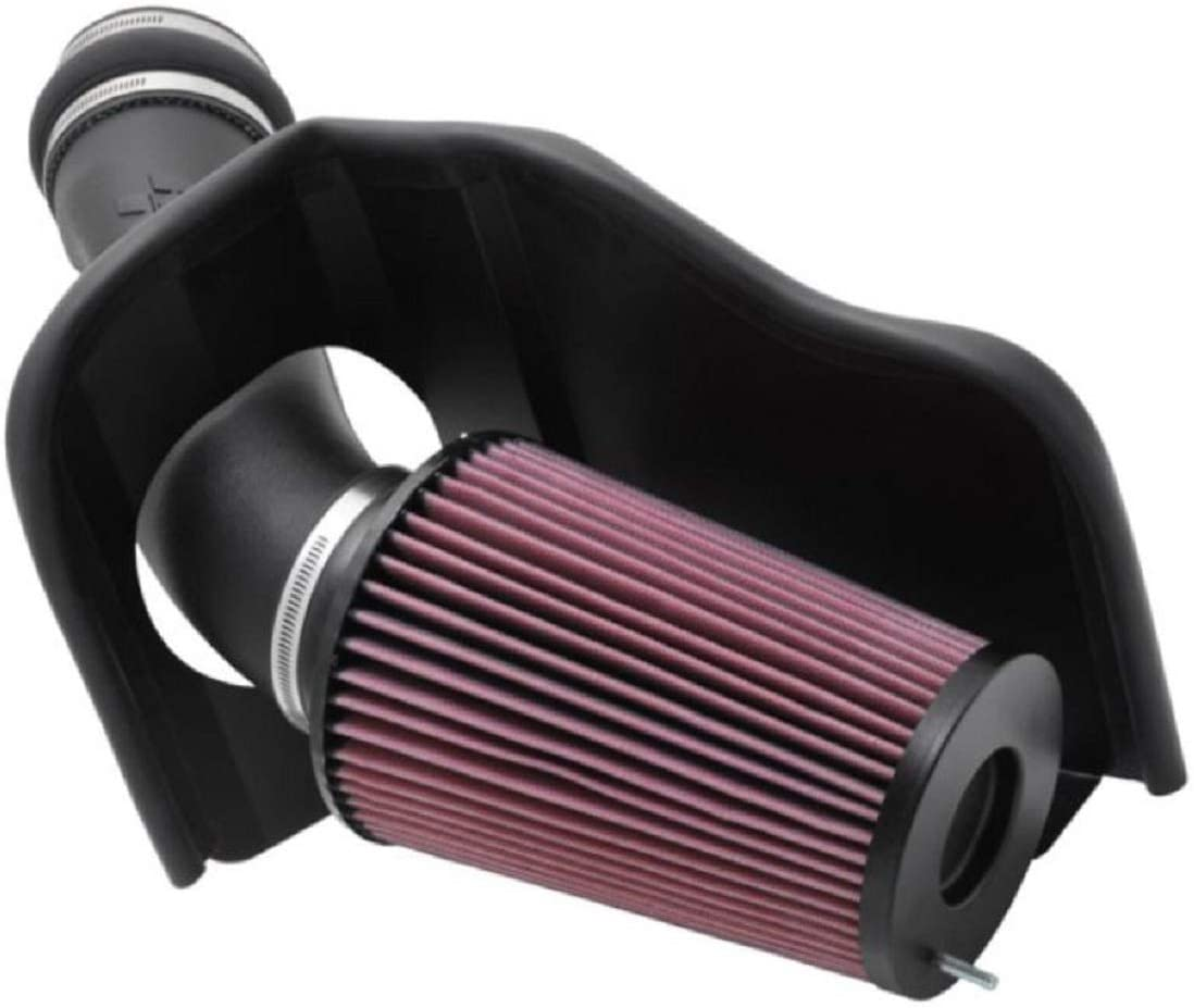 K&N Cold Air Intake Kit: High Performance, Guaranteed to Increase Horsepower: 50-State Legal: 1999-2003 Ford (Excursion, F250 Super Duty, F450 Super Duty, F550 Super Duty) 57-2530