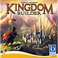 Queen Games Kingdom Builder Board Game