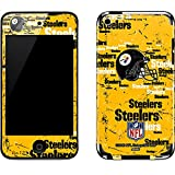 NFL Pittsburgh Steelers iPod Touch (4th Gen) Skin - Pittsburgh Steelers - Blast Vinyl Decal Skin For Your iPod Touch (4th Gen)