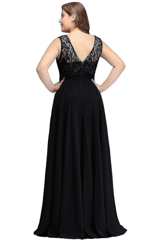 9497e4fae0 Babyonline Women Chiffon Long Mother of The Bride Dresses Plus Size ...