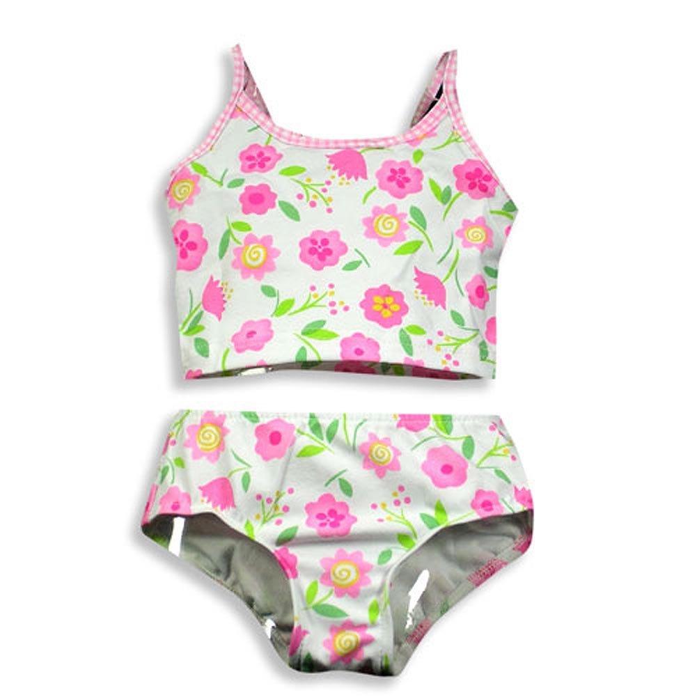 Anita G Girlfriends Little Girls 2 Piece Tankini Swimsuit
