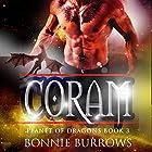 Coram: Planet of Dragons, Book 3 Hörbuch von Bonnie Burrows, Simply Shifters Gesprochen von: Lili Dubuque