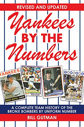 Yankees by the Numbers: A Complete Team History of the Bronx Bombers by Uniform Number - Reggie Jackson Uniform