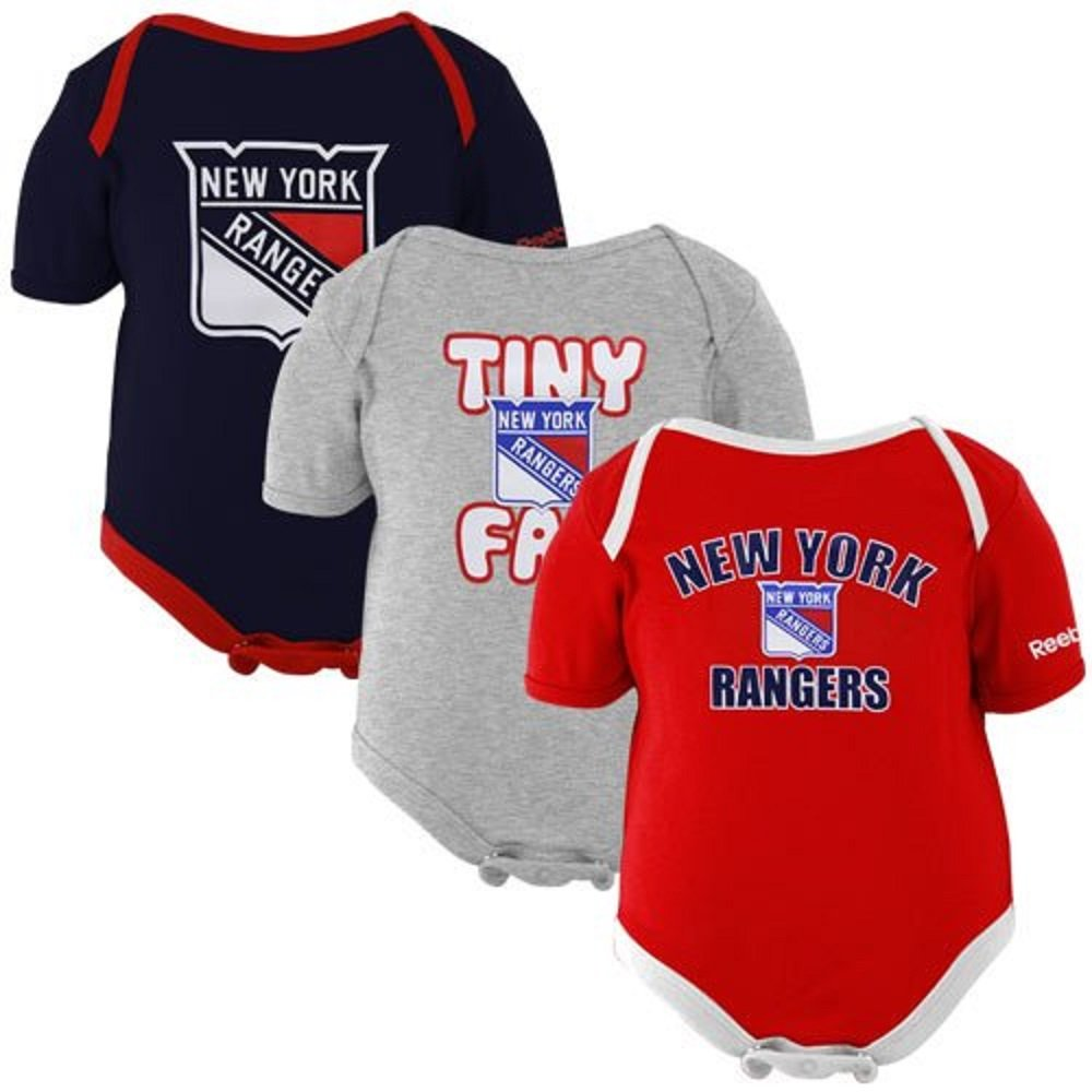 de3166993ca Amazon.com: New York Rangers Infant Home Alternate Away