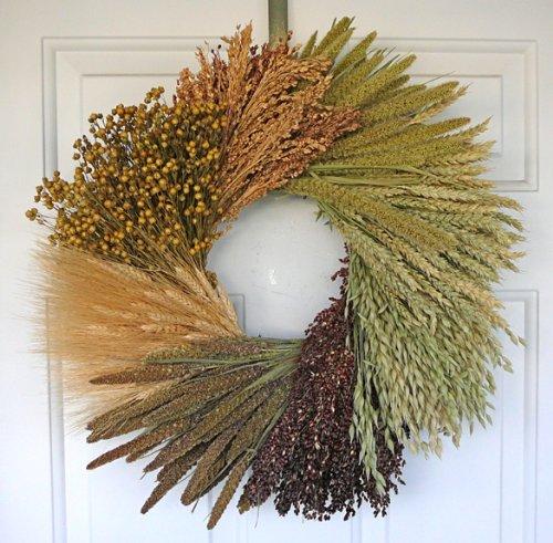 Indoor Wreaths Home Decorating: WebNuggetz.com