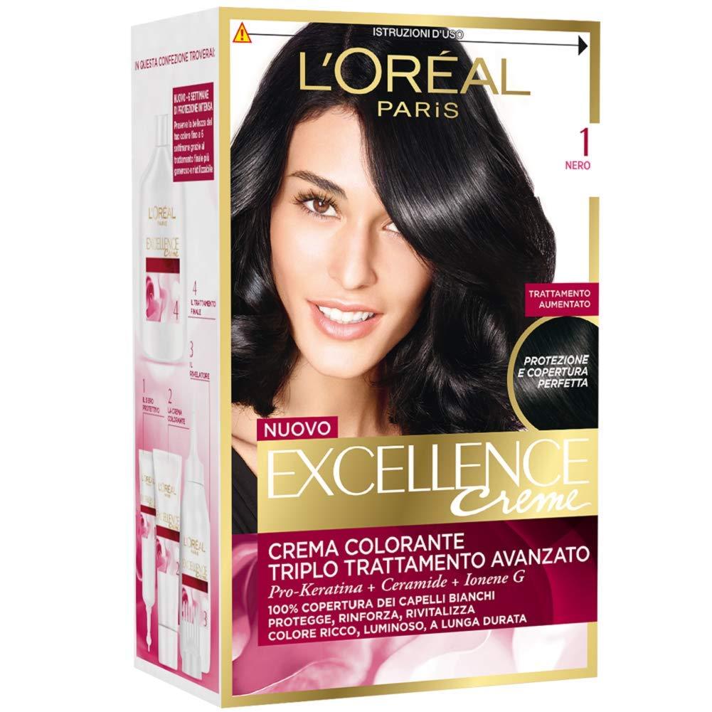 I piu votati nella categoria Colore permanente capelli   recensioni ... f8ff613c161b