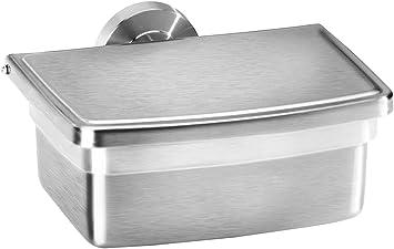 Caja para toallitas húmedas de acero inoxidable para montaje en la ...