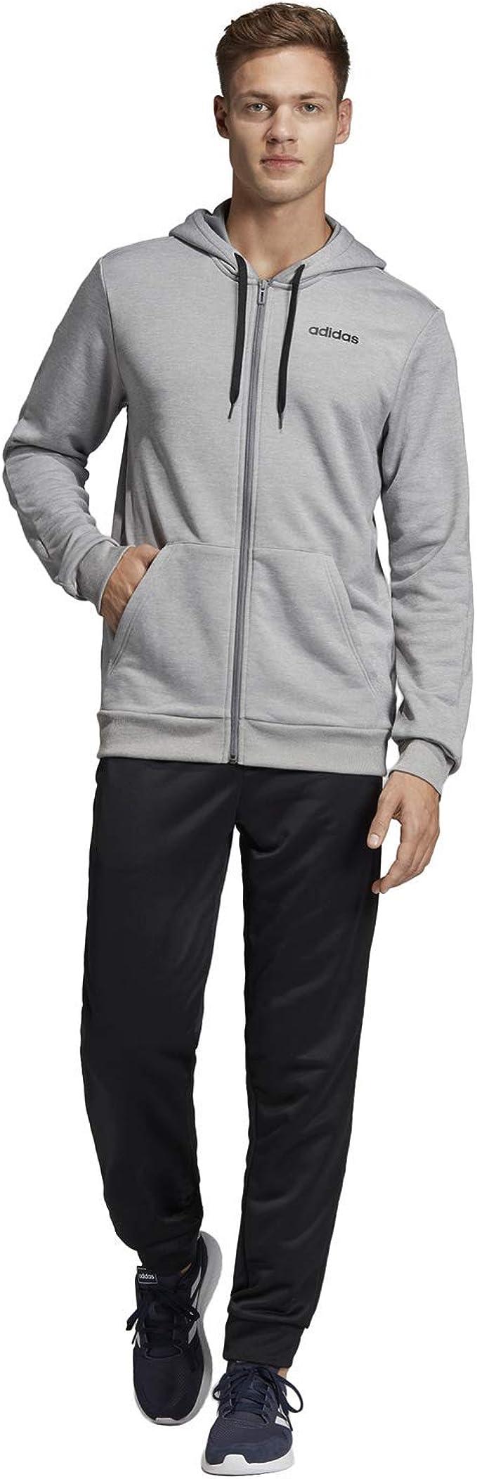 adidas MTS Lin Ft Hood Chándal, Hombre: Amazon.es: Deportes y aire ...