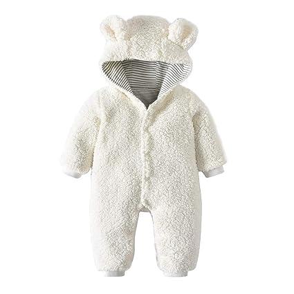 5566ec97f774b HUYB 人気 男女 ベアの耳 コート ベビー服 赤ちゃん服 幼児 子供服 女の子 男の子 長袖