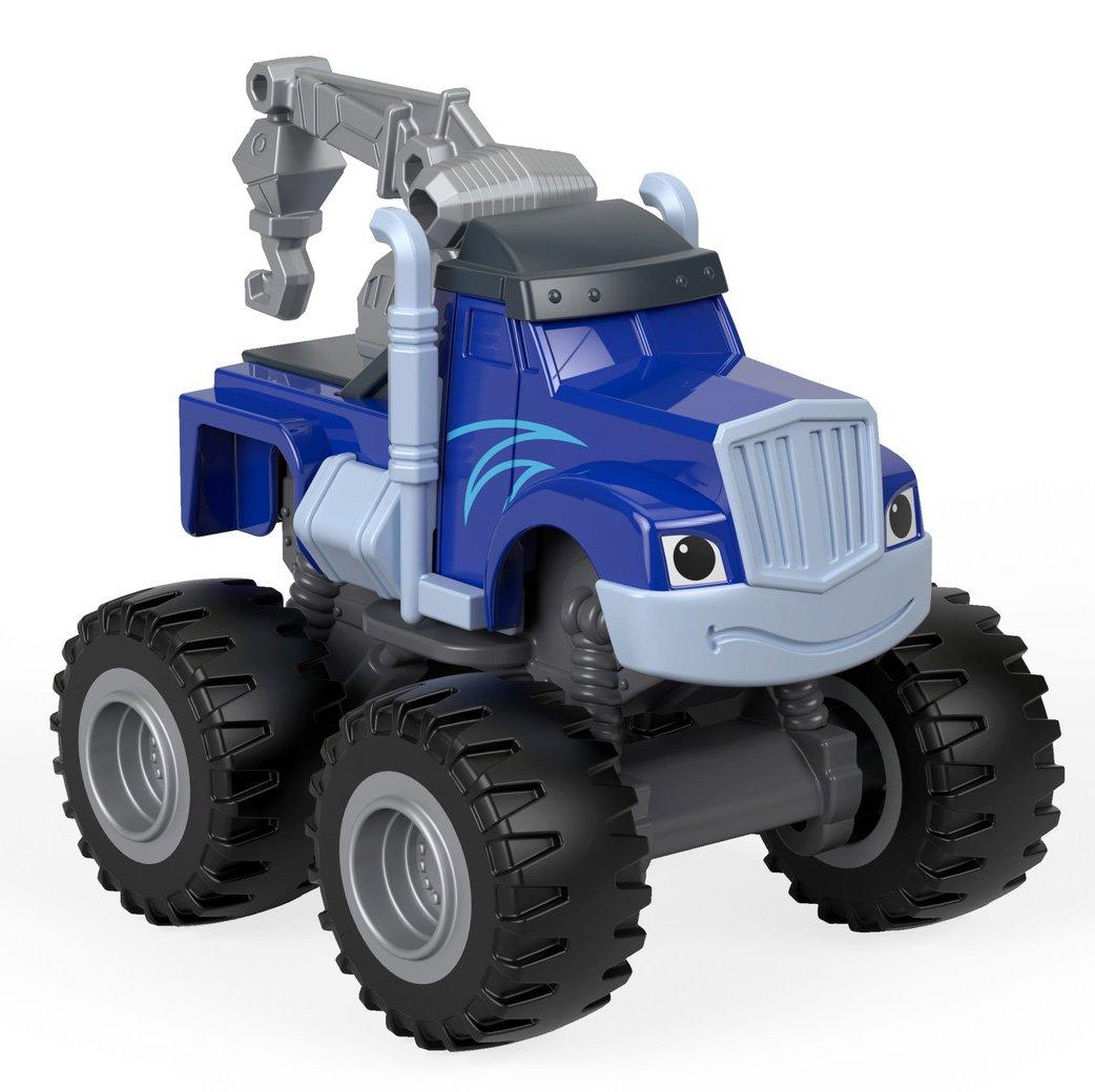 Fisher-Price Nickelodeon Blaze & the Monster Machines, Tow Truck Crusher Fisher Price FHV25