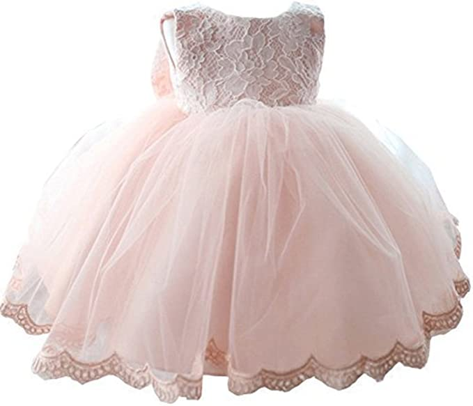 Amazon.com: NNJXD vestido de boda, de princesa con tul de ...