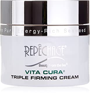 product image for Repechage Vita Cura Triple Firming Cream. Anti Aging Face + Neck Moisturizer Cream. Clinically Proven to Help Improve The Appearance of Skin Firmness, Lines & Wrinkles 1.7fl oz/50ml