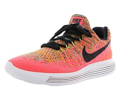sports shoes 1d69f 8efeb Nike Lunarepic Low Flyknit 2 Running Gradeschool Girl s Shoes Size 4.5