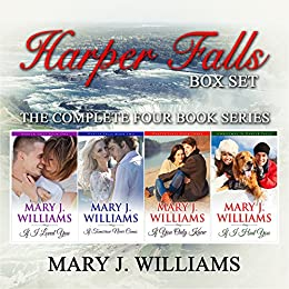 Harper Falls Box Set: The Complete Four Book Series by [Williams, Mary J.]