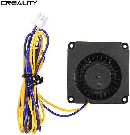 Aibecy Creality 3D 4010 Ventilador sin escobillas Ventilador ...